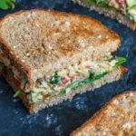 Garden Salad Sandwich