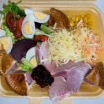 Five Food Ploughman's Lunch