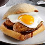 Yorkshire Pork Sausage & Egg