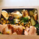 Salmon and Potato Salad Box